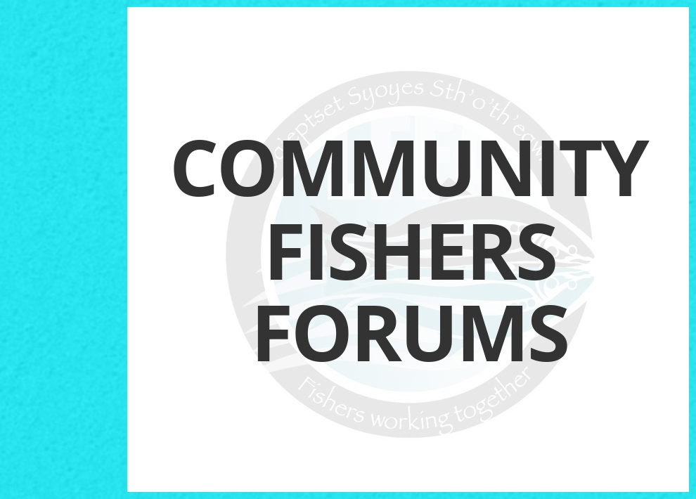 Community Fishers Forum